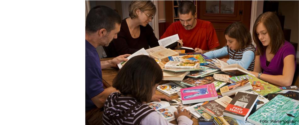 Programa de Familias lectoras