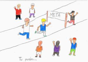 Dibujo de Adrián Pérez Alonso (6º B)