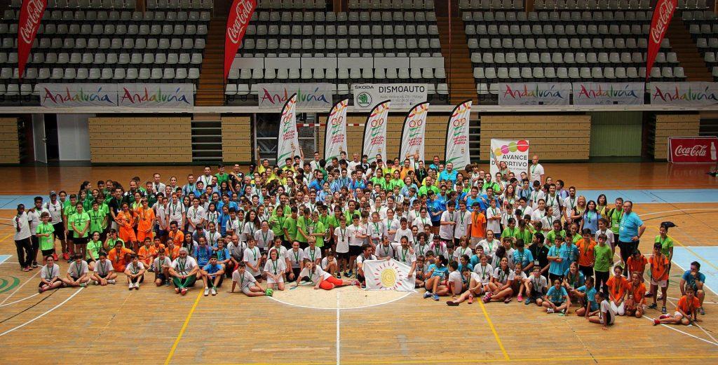 El CEIP Concordia en las olimpiadas escolares 2016