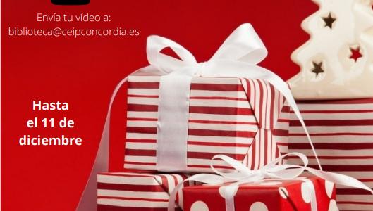 Concurso: ¡Regálanos tu cuento por Navidad!